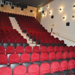 Butacas lateral Cine Ideal Baza